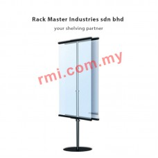 Banner Stand (Double Side)