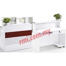 DIY Reception Desk-7