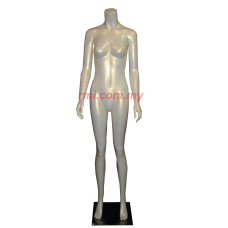EF001 Full Body Mannequin Without Head