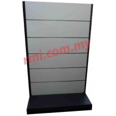 Slat Wall Board End Gondola