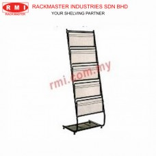 G-0195 5 Layer Magazine Rack