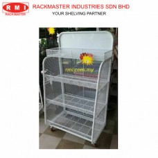 133x76 4 Layer Netting Rack