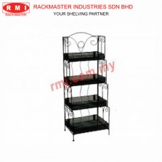 G0009 4 Layer Accessories Rack