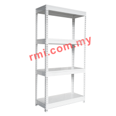 Boltless Rack c/w Metal Shelves