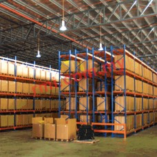 Double Deep Racking System 001