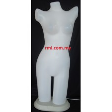 Lighting Mannequin (Oblique Shoulder)