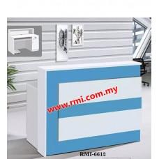 DIY Reception Desk 6612