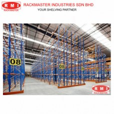Double Deep Racking System
