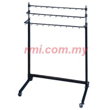 Garment Rack @ 3-031 & 3-032 Belt Rack