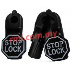 Magnetic Stop Lock