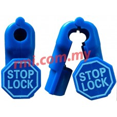 Magnetic Stop Lock(B)