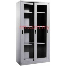 Full Height Cupboard Glass