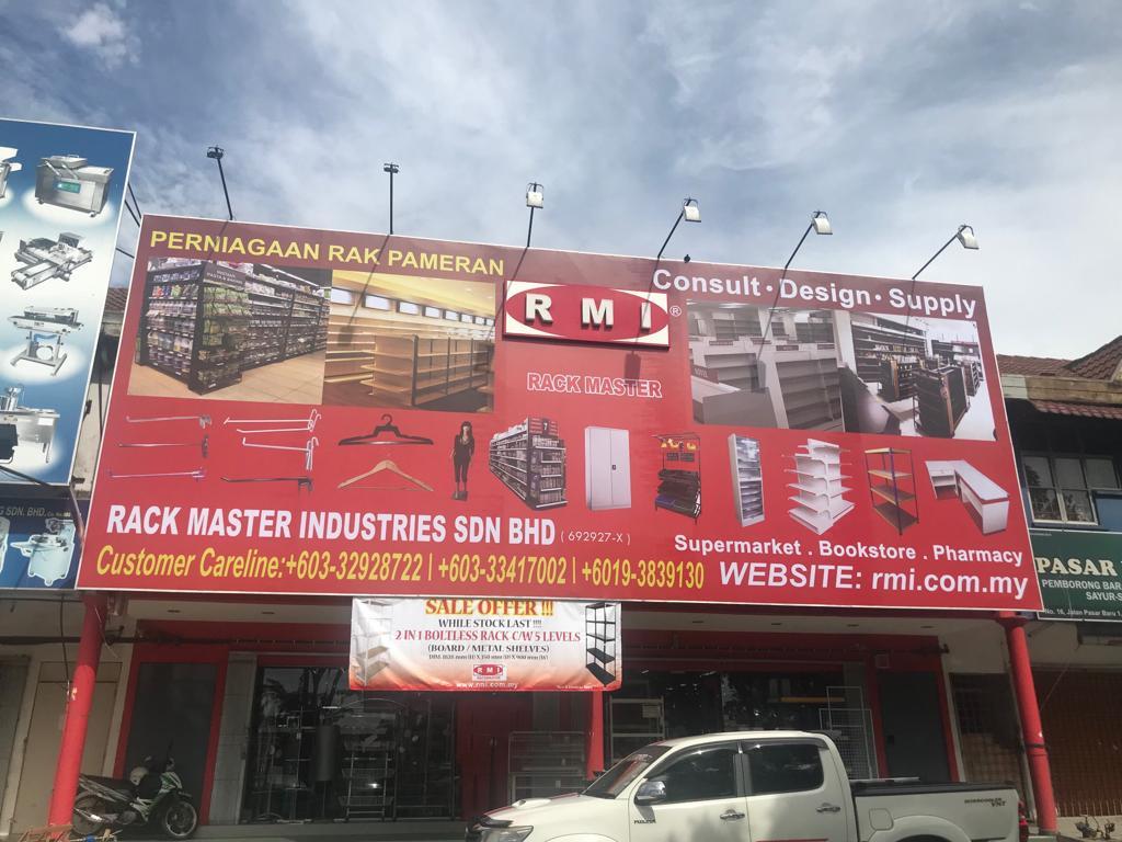 RACK MASTER INDUSTRIES SDN. BHD. - showroom