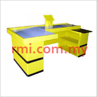 Checkout Counter &  Cash Register Stand