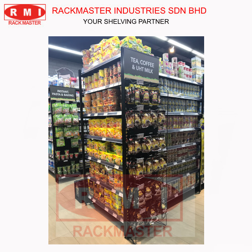 Retail Shop Racking System